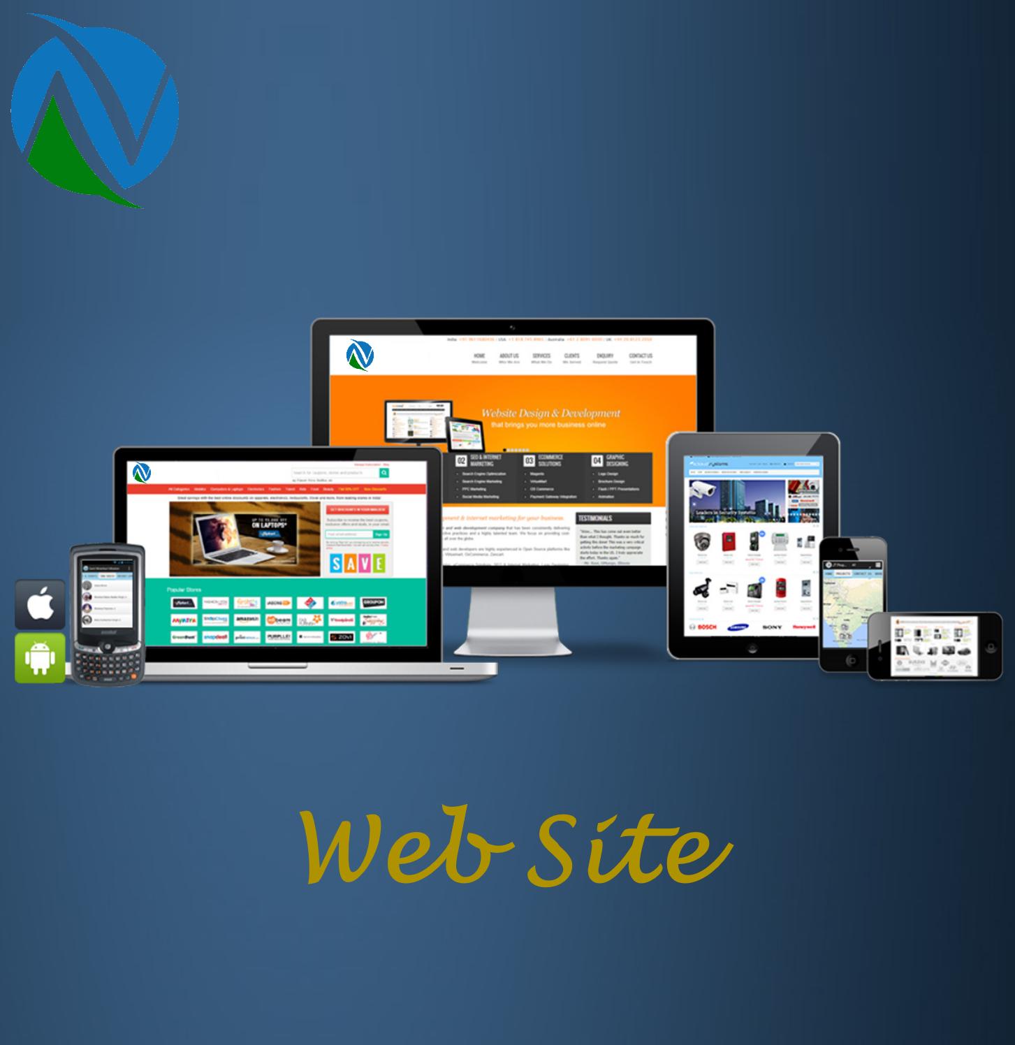 siti web professionali